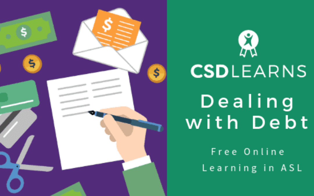 Financial Course in ASL for Deaf Learners