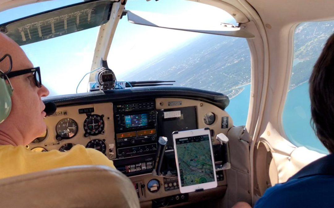 Deaf Aircraft Pilot
