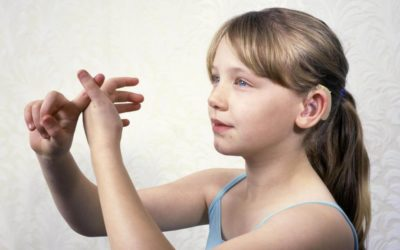 Deaf Children: Locked Out of Language