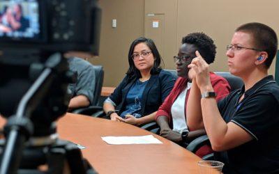 Role Models & Resources for Deaf Education