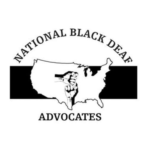 National Black Deaf Advocates Logo