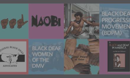 10 Online Communities for Black Deaf Folk
