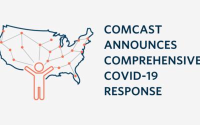 Comcast's COVID-19 Response