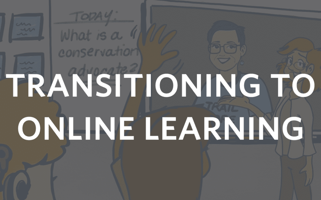 Transitioning to Online Learning