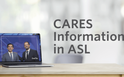 Protected: COVID-19 Stimulus Information in ASL