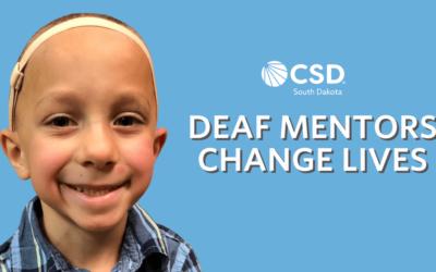 CSD of South Dakota: Deaf Mentors
