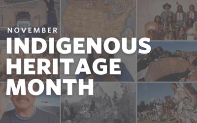 Indigenous Heritage Month