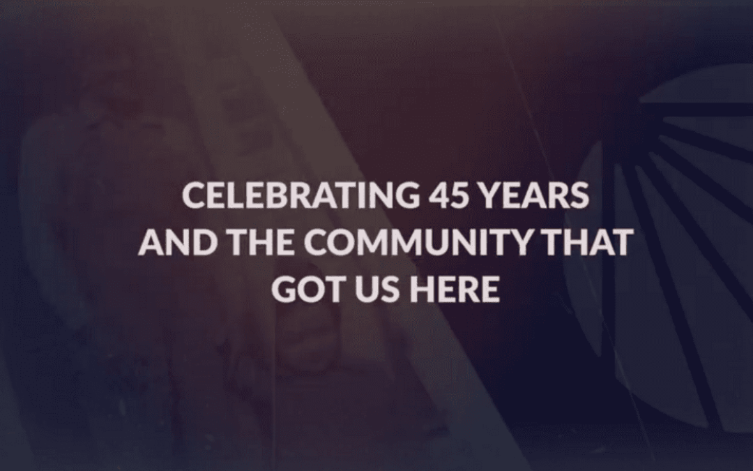 Communication Service for the Deaf Turns 45