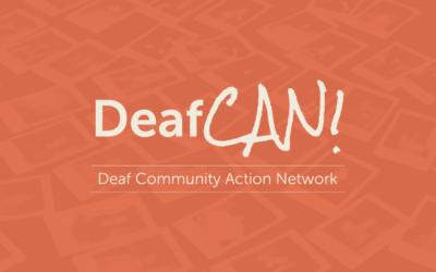 Spotlight on 2021 COVID-19 Emergency Response Microgrant Awardees: DeafCAN! Christ King Church