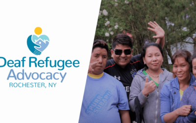 Spotlight on 2021 COVID-19 Emergency Response Microgrant Awardees: Deaf Refugee Advocacy