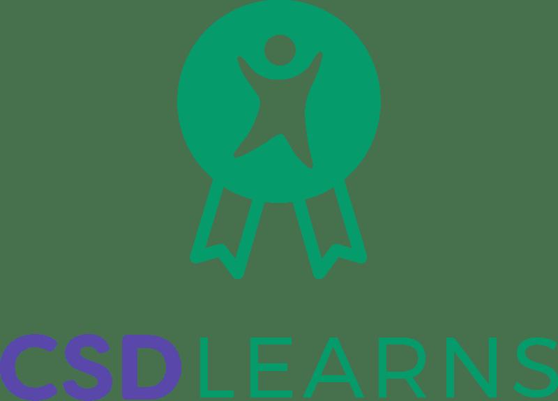 CSD Learns Logo