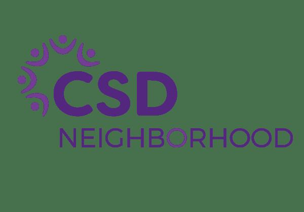 CSD Neighborhood Logo