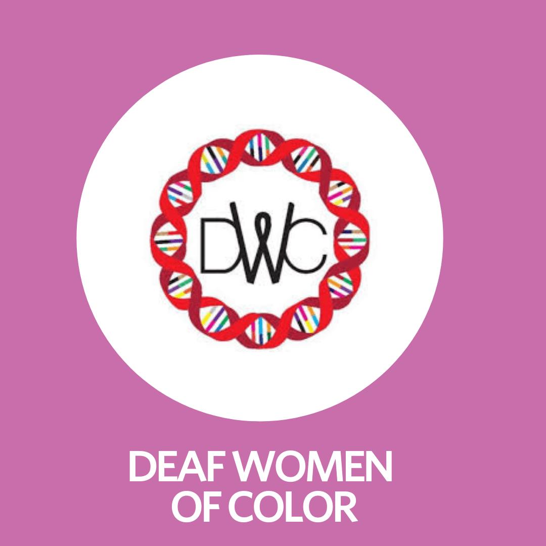 Deaf Women of Color