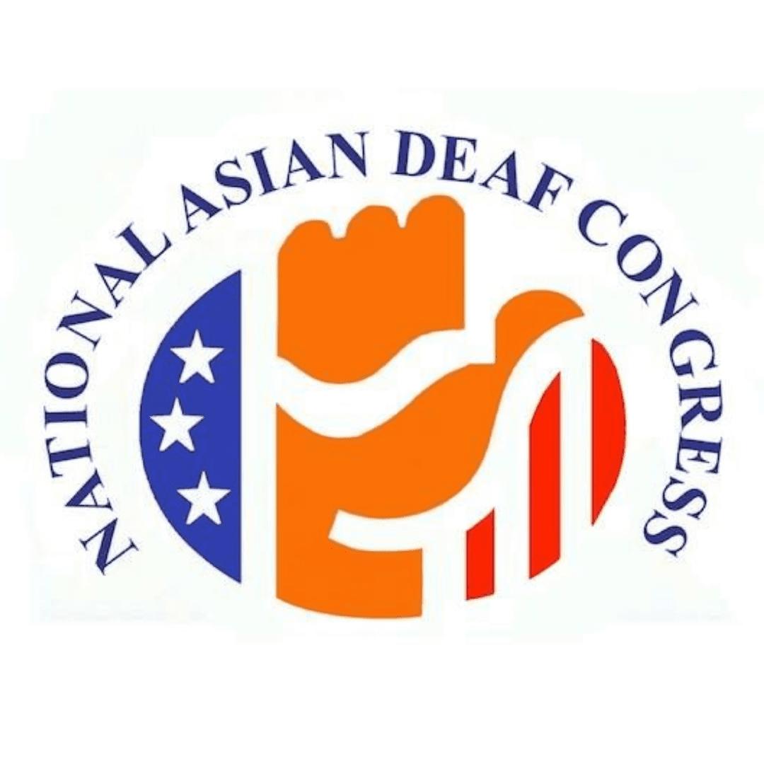 National Asian Deaf Congress Logo