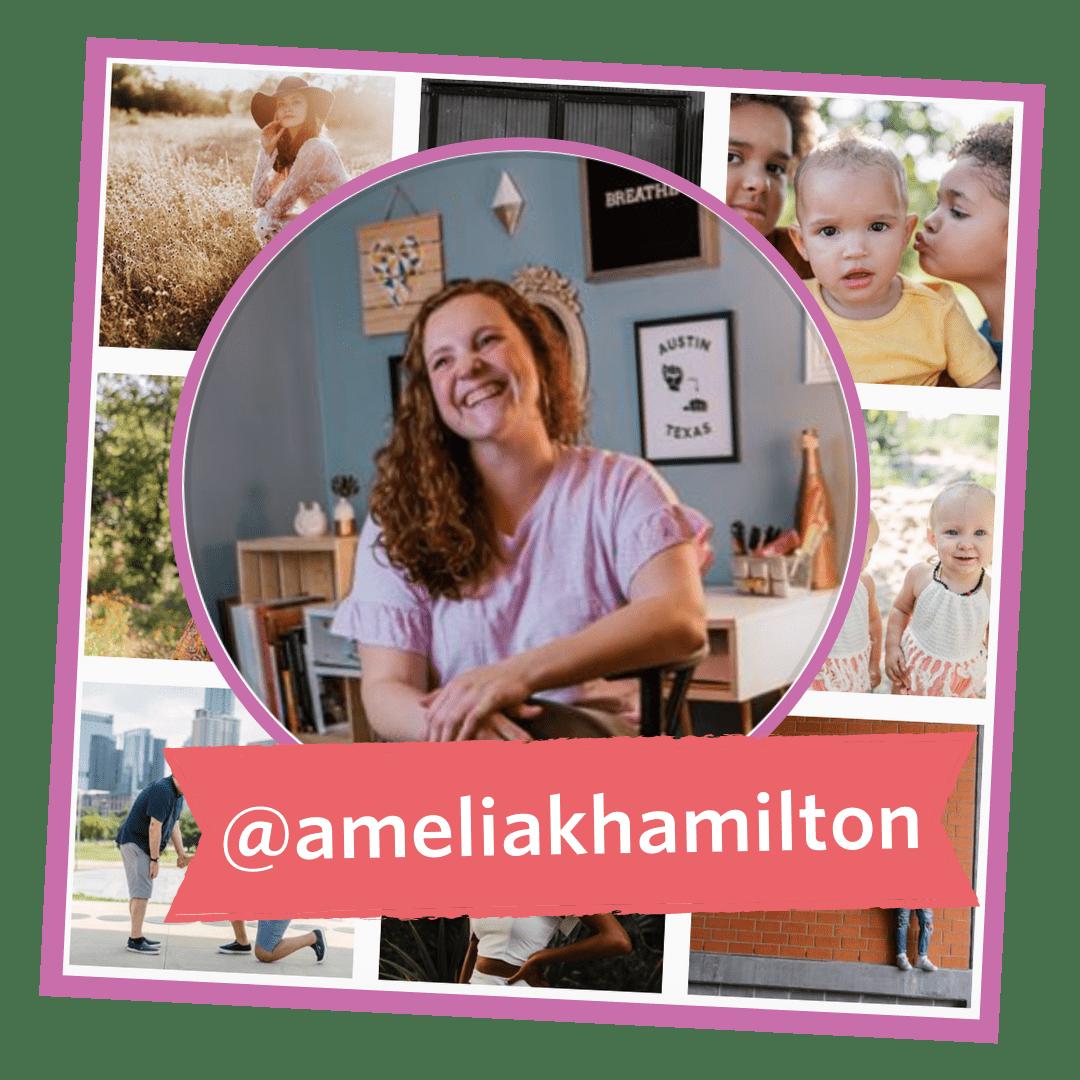 Amelia K Hamilton