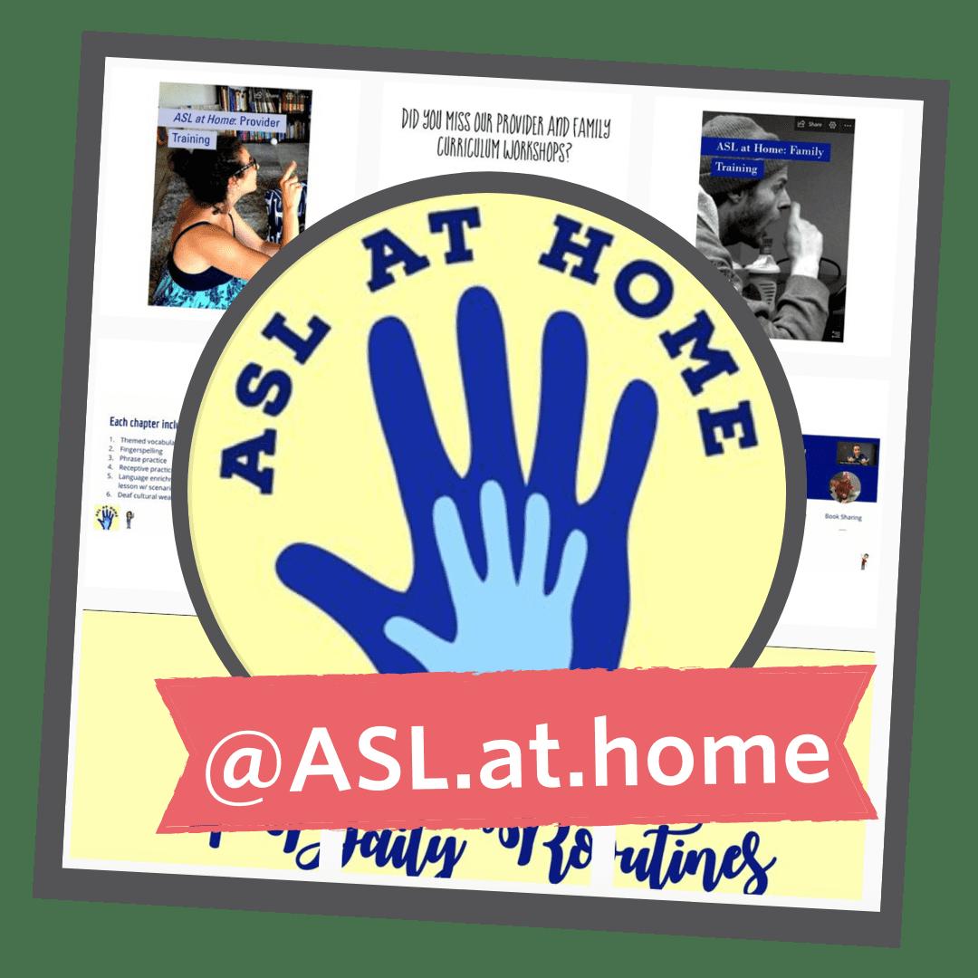 ASL At Home