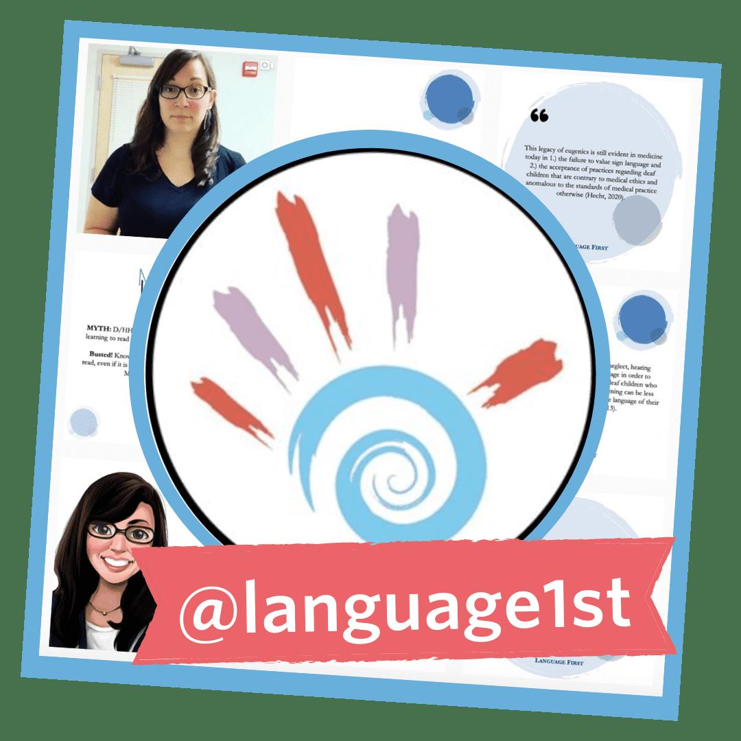 Language First