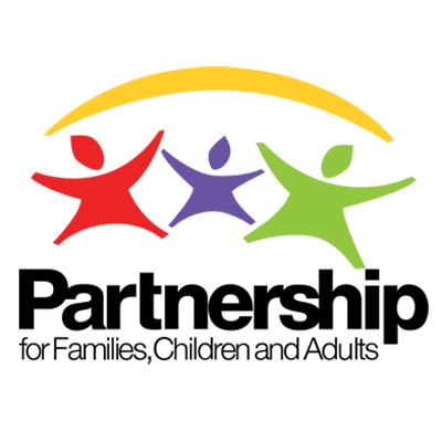 Partnership for Families, Children, and Adults Logo