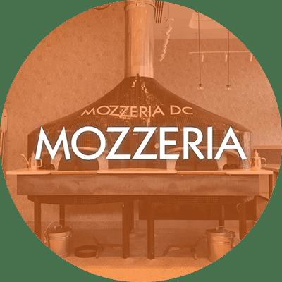 Mozzeria Founders with the Mozzeria logo overlay